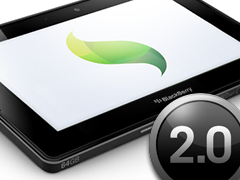 HTML5 Scorecard: RIM BlackBerry PlayBook OS 2.0