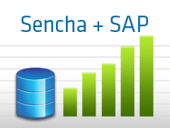Sencha Touch oData Connector and Samples for SAP