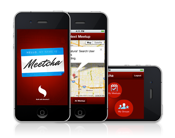 Meetcha App