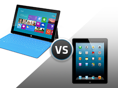Microsoft Surface vs. the iPad gen 4: The HTML5 Scorecard