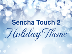 Happy Holidays (and Happy Theming!) from Sencha