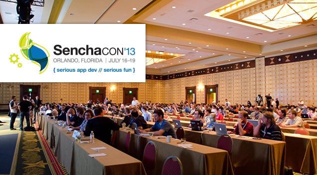 SenchaCon 2013