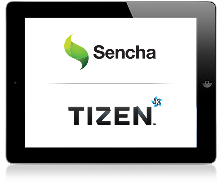 Tizen and Sencha Touch