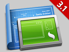 Sencha Architect 3.1