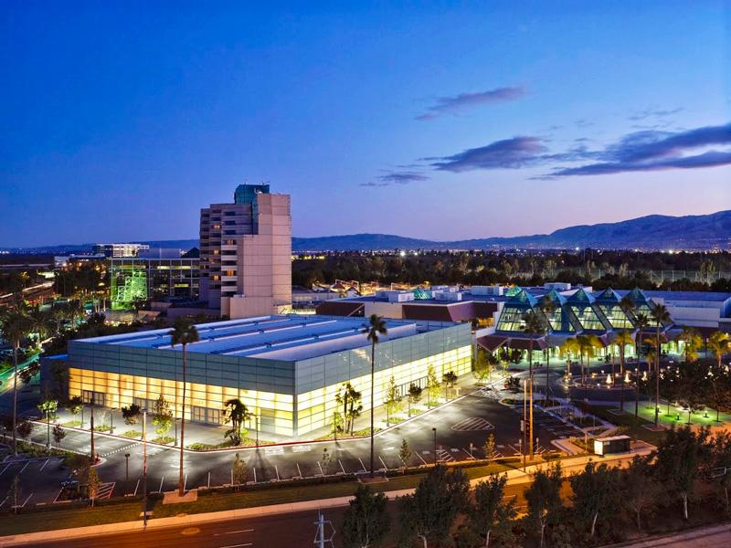 Santa Clara コンベンション センター