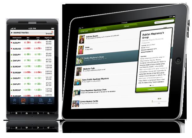 Powerful mobile app development platform