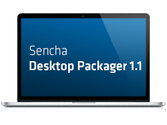 Sencha Desktop Packager: New Version and New Purchasing Options
