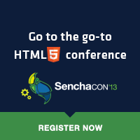 Register for SenchaCon 2013