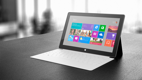 Microsoft Surface vs  the iPad gen 4: The HTML5 Scorecard