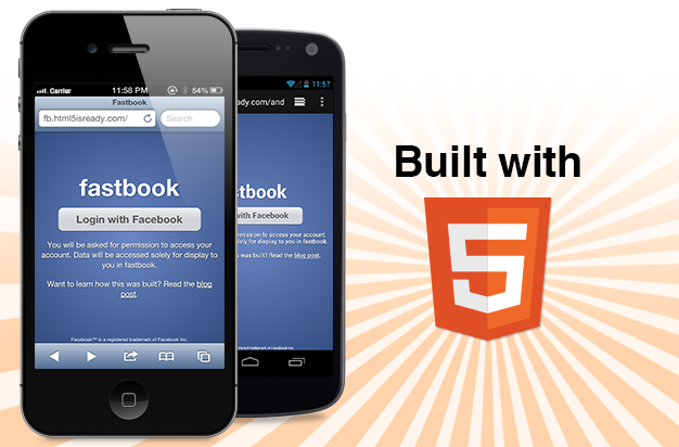 The Making of Fastbook: An HTML5 Love Story - Sencha com