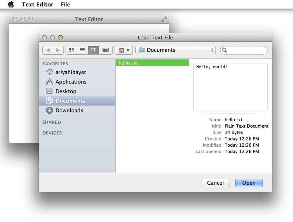 Using Native APIs with Sencha Desktop Packager