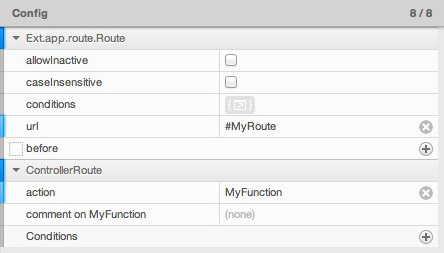 Routing Support